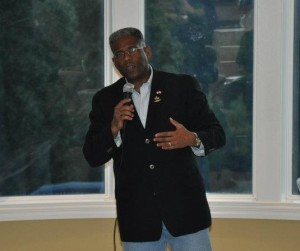 Rep Allen West Celebrates Thanksgiving Scheduled Events