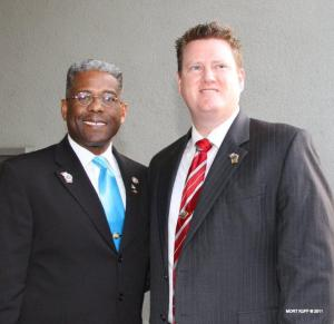 Allen West and Ryan Dean