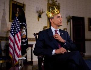 King-Obama