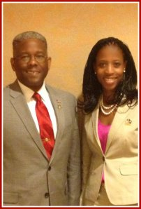 LTC Allen West & Mia Love